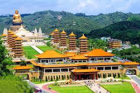 Tour Đài Loan: Đà Bắc - Nam Đầu - Đài Trung
