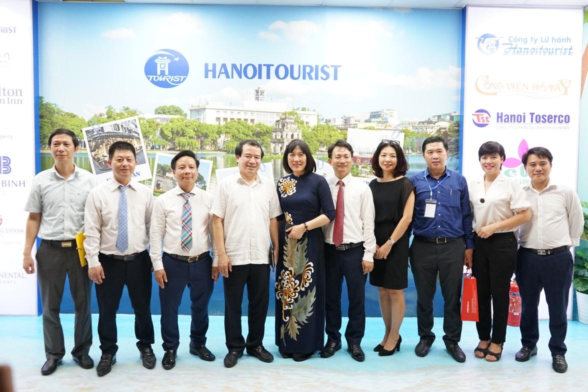 Tổng công ty Du lịch Hà Nội tham gia hiệu quả tại Chương trình ``Quảng bá điểm đến văn hóa- du lịch Hà Nội năm 2020``