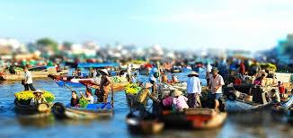 Tour Miệt Vườn: Cái Bè - Cù Lao Tân Phong - Chợ Nổi