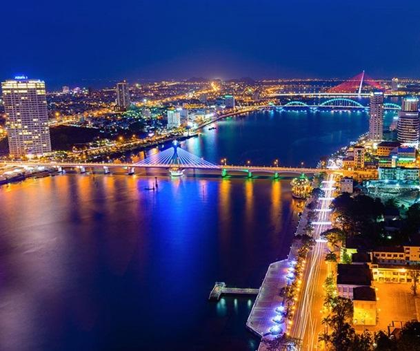 Sài Gòn - Đà Nẵng - Bà Nà -  Hội An - Huế - Động Phong Nha/ Thiên Đường