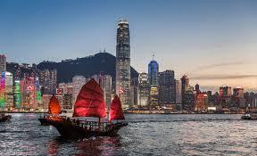 Hồng Kong - Quảng Châu - Thẩm Quyến