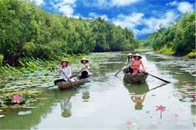 TOUR MIỆT VƯỜN:  Sài Gòn - Mỹ Tho - Bến Tre