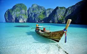 Thái Lan - Phuket - Đảo Phi Phi